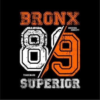 Bronx - grafik