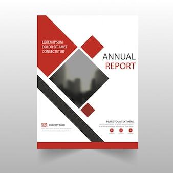 Broschüre template-design