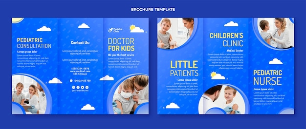 Broschüre zur gradienten kinderklinik