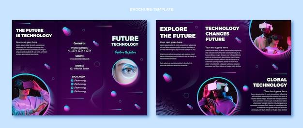 Broschüre zur gradientenhalbtontechnologie
