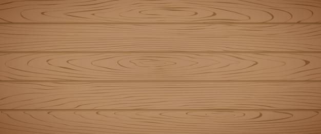 Brown-gezierte hölzerne planke gemasert