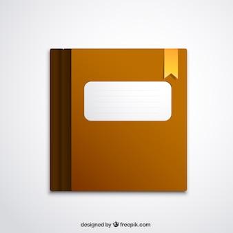 Brown-notizbuch