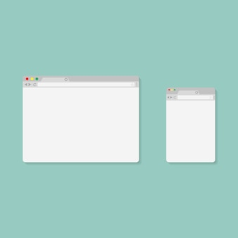 Browser-stil