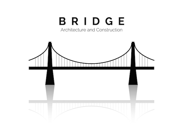 Brückenarchitektur und bauwerke
