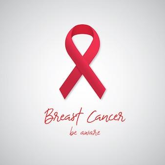 Brustkrebs - seien sie sich dessen bewusst