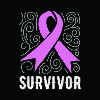Brustkrebs-überlebender