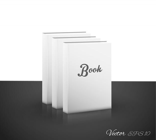 Buch auf weiß