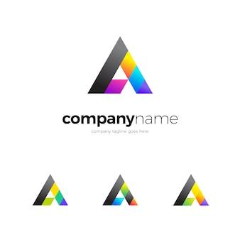 Buchstabe a logo