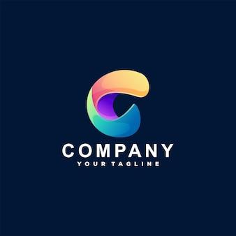 Buchstabe c-logo