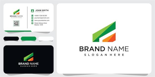 Buchstabe f technologie-logo-konzept. kreative und elegante logo-design-vorlage