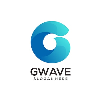 Buchstabe g-logo