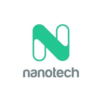 Buchstabe n logo symbol.