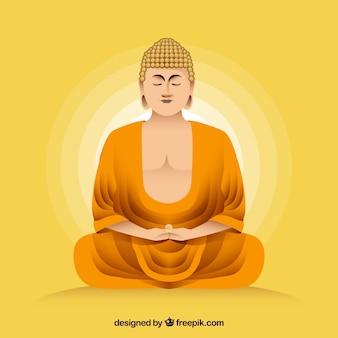 Buddha-hintergrund