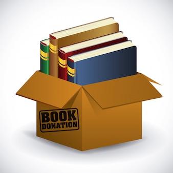 Bücher bibliotheksdesign.