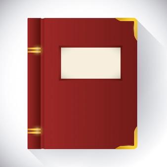 Bücher design.