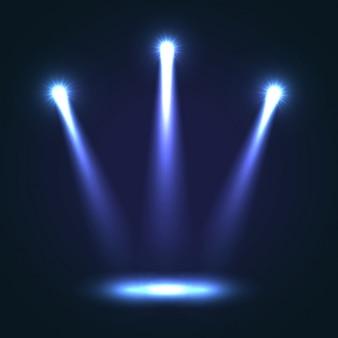 Bühne hintergrund-design