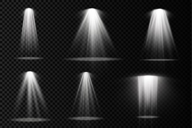 Bühnenbeleuchtung scheinwerfer bühnenprojektor lichteffekte helle weiße beleuchtung mit scheinwerfer