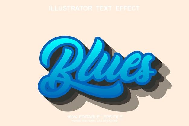 Bueno text style effekt bearbeitbar