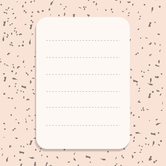 Büro-briefpapier briefpapier grafik