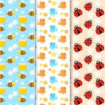 Bug pattern collection thema