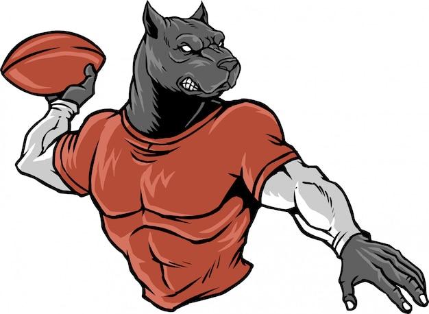Bulldogge fußball 2
