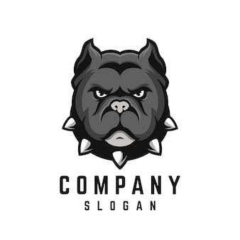 Bulldogge logo design