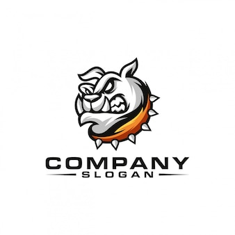 Bulldogge logo design
