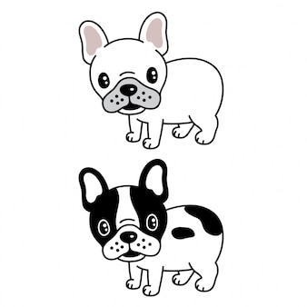 Bulldoggen-cartoon