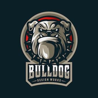 Bulldoggenlogo