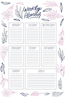 Bullet journal planer vorlage