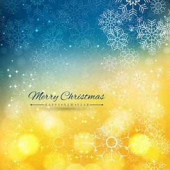 Bunte weihnachten hintergrund