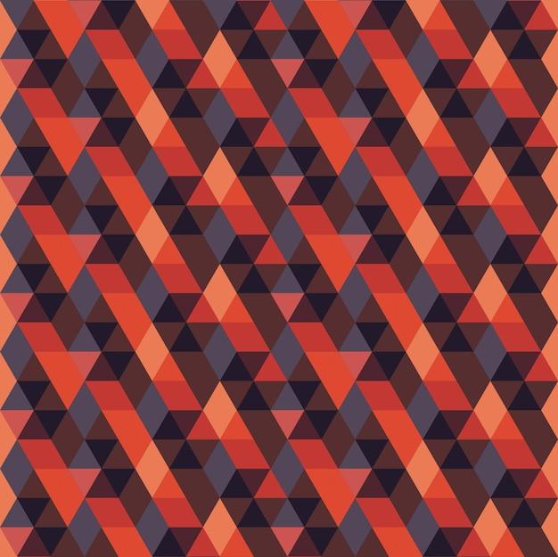 Bunter abstrakter geometrischer hintergrund