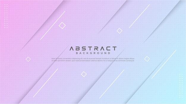 Bunter abstrakter hintergrund des modernen farbverlaufs.