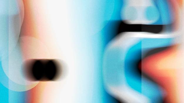 Bunter glitch-effekt-verzerrungshintergrund