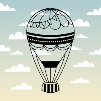Bunter luftballon