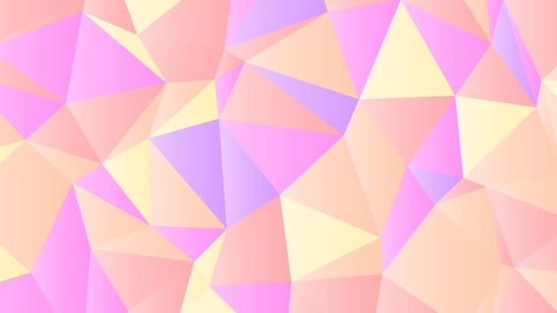 Bunter pastellhintergrund für ihr geschäfts- und werbegrafikdesignprojekt. trendiger kreativer desktop-hintergrund