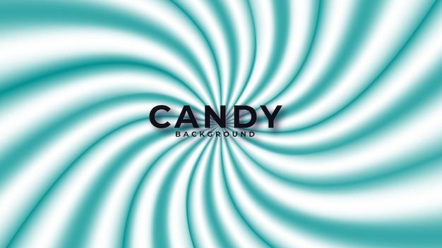 Bunter süßigkeitszusammenfassungshintergrund