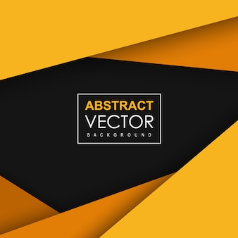 Bunter vektor-moderner abstrakter hintergrund