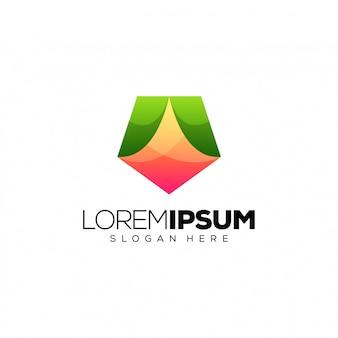 Buntes logo-design