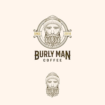 Burlyman-kaffee-weinlese-logo