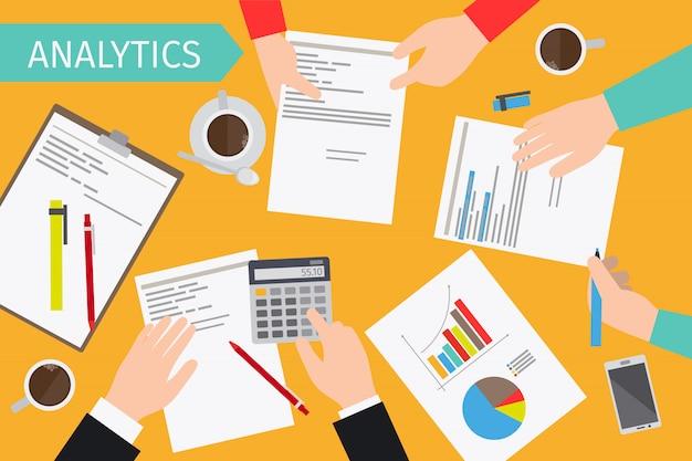 Business analytics und rechnungsprüfung