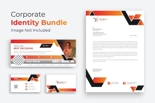 Business branding identity design