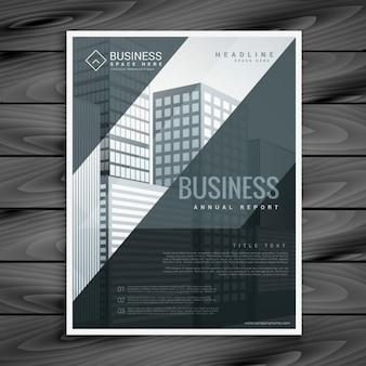Business-broschüre flyer vorlage