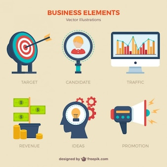 Business-Elemente