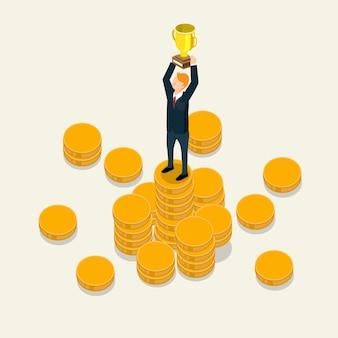 Business-finance-gewinner