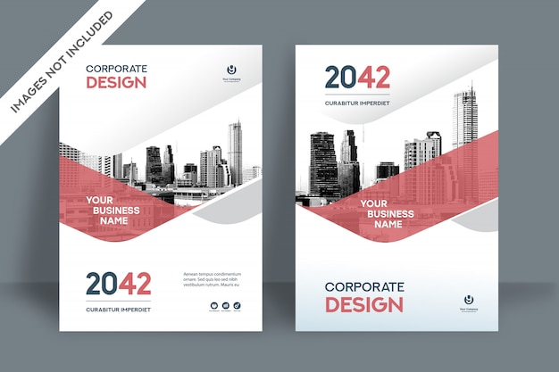 Business flyer design vorlage