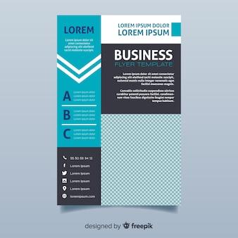 Business-Flyer-Vorlage