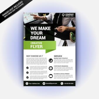 Business-Flyer Vorlage