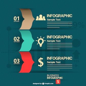 Business-infografik frei für dowload