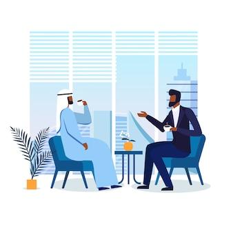 Business lounge zone wohnung